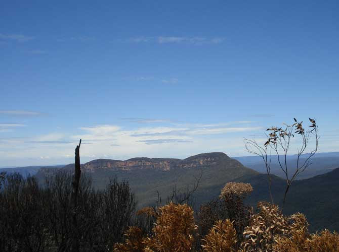 Mount Solitary, The Blue Mountains, Australië | LFDK.nl