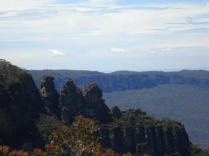 The Blue Mountains, Australië | LFDK.nl