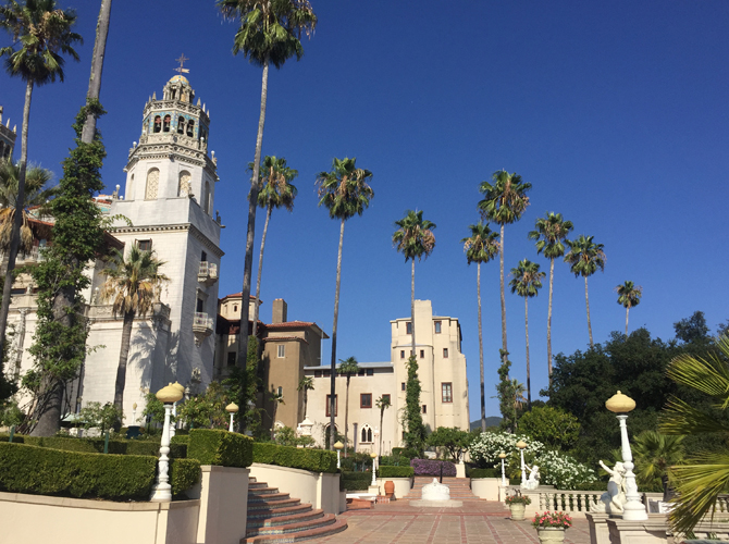 Hearst Castle | LFDK.nl