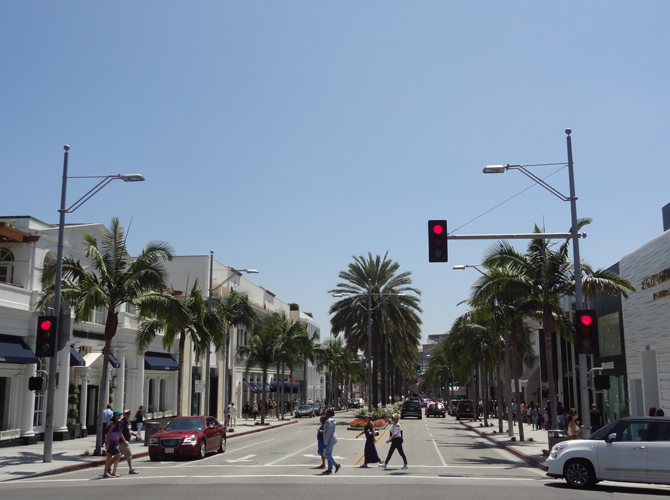 Los Angeles, Rodeo Drive | LFDK.nl